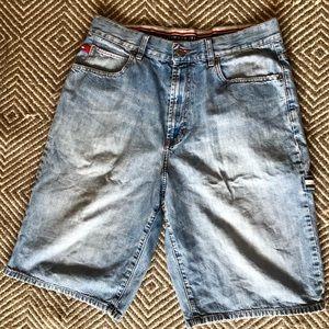 Tommy Hilfiger Denim Blue Jean Shorts